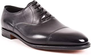 John Lobb Lopez Single Leather Sole Black Calf