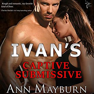 Ivan's Captive Submissive audiobook cover art