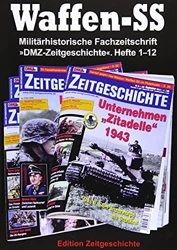 DMZ-Zeitgeschichte Heft 1-12 Sammelband: Militärhistorische Fachzeitschrift