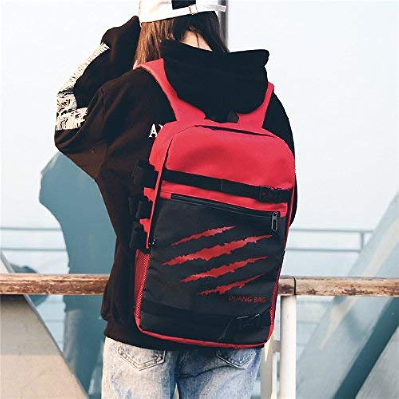 Marcu Pretty Backpack LargeCapacity Student Schoolbag Computer Bag Leisure Traveling Backpack