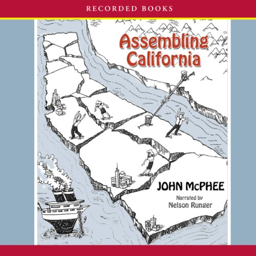 Assembling California audiobook cover art