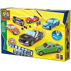 SES Creative 01401 Autos gießen und anmalen