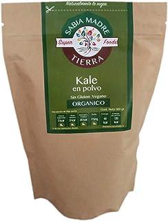 Kale en polvo 300 g. Vegano-sin gluten