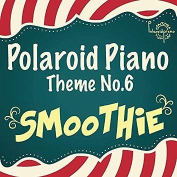 PolaroidPiano Theme No.6 - Smoothie