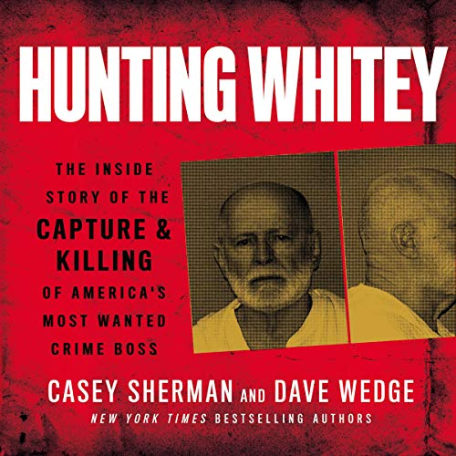 Hunting Whitey  By  cover art