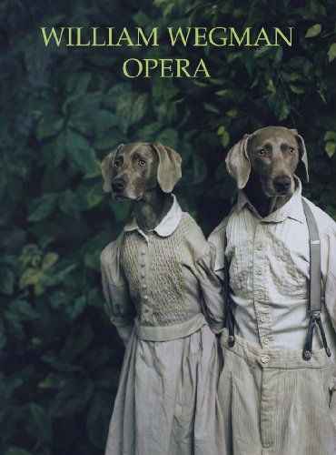 William Wegman: Opera. Notecard Box