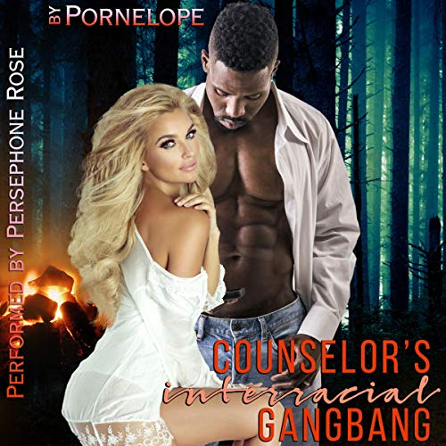 Counselor's Interracial Gangbang cover art
