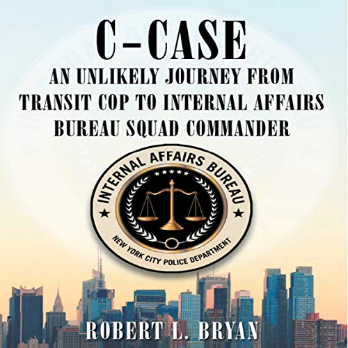 C-Case audiobook cover art