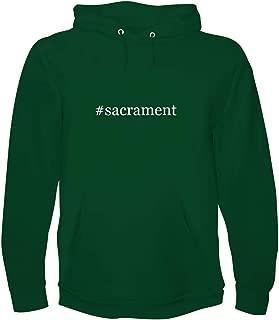 The Town Butler #Sacrament - Men's Hoodie Sweatshirt