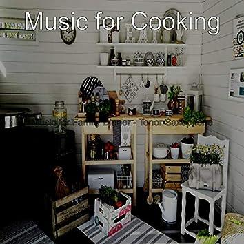 Music for Family Dinner - Tenor Saxophone