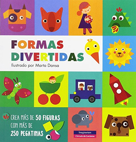 Formas divertidas (Imaginarium Circulo - Libros (CAST))