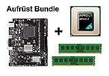 Aufrüst Bundle - ASRock 960GM-VGS3 + Athlon II X4 610e + 8GB RAM #75237