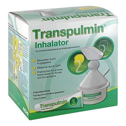 TRANSPULMIN Erkältungsbalsam + Inhalator 100 g Creme 100 g Creme