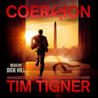 Coercion audiobook cover art