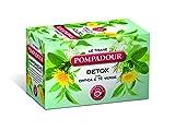 pompadour tisana detox - 18 filtri - [confezione da 3]