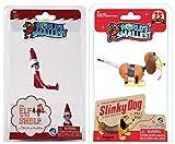 Worlds Smallest Elf On The Shelf & World's Smallest Slinky Dog - Bundle (Set of 2)