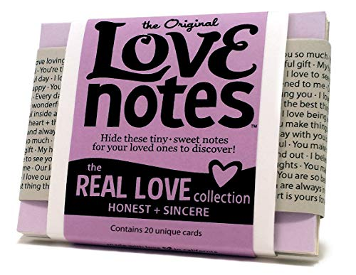 Original Love Notes - REAL LOVE Collection - Sweet little handwritten-style cards to show your special people how you feel