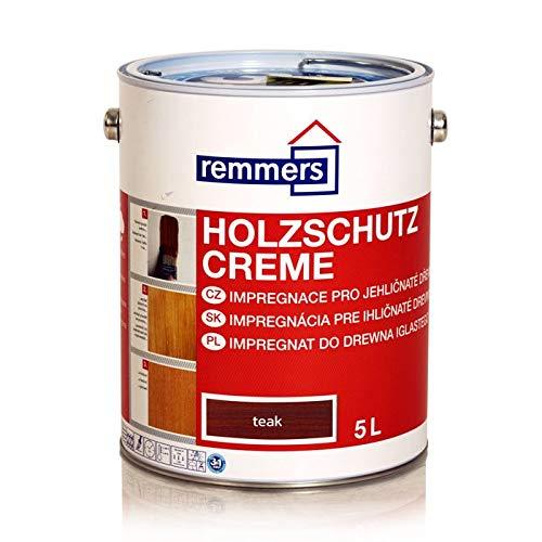 Remmers Holzschutz-Creme - teak 2,5L