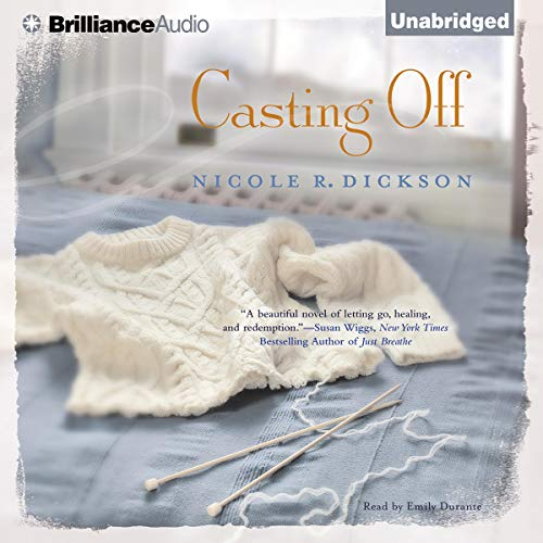 Casting Off audiobook cover art