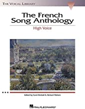 french art song anthology