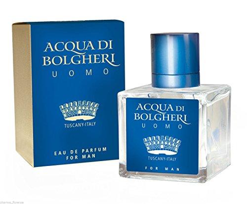 Acqua di Bolgheri Herren-Eau De Parfum Tuscany Natural Dr Taffi 100 ml