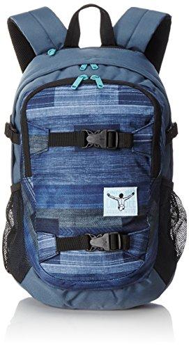 Chiemsee Unisex-Erwachsene School Rucksack, Blau (Keen Blue), 18x48x30 cm