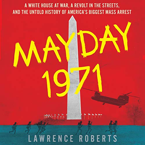 Mayday 1971 audiobook cover art
