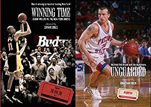 Amazing Basketball Documentaries - Unguarded & Winning Time 2-DVD Film Collection 30 for 30 ESPN Chris Herren Reggie Miller Spike Lee Knicks