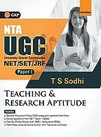 NTA UGC (NET/SET/JRF ) 2021 Paper I - Teaching & Research Aptitude 2ed by T.S. Sodhi
