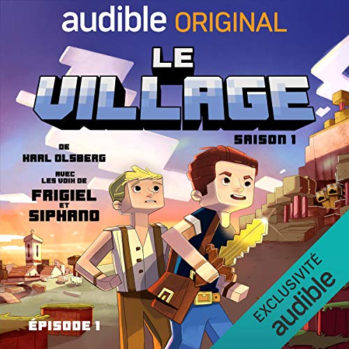 Le village - Saison 1. Le Pilote  By  cover art