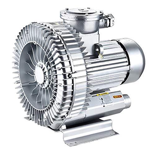 JF Ventilador Industrial Potente Ventilador De Alta Presión Ventilador De Vórtice Bomba De Aire De Vórtice Ventilador De Vórtice Aireador De Estanque De Peces