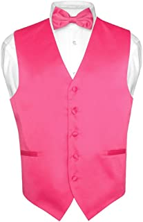 Best hot pink vest and tie Reviews