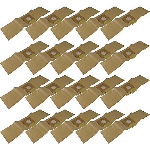20 Staubsaugerbeutel aus hochfestem Papier passend für Tennant 3400 > 3410