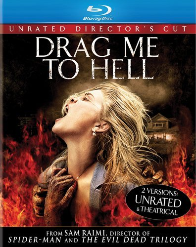 Drag Me to Hell (Unrated Director's Cut) [Blu-ray]