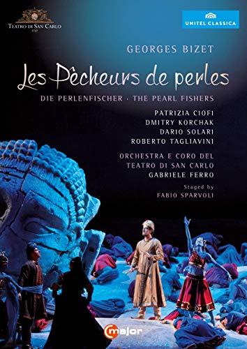 Bizet: Les Pecheurs de perles (Die Perlenfischer) (Teatro di San Carlo, 2012)...