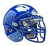 Schutt Sports Vengeance VTD II Football Helmet Without Faceguard, Royal Blue, Medium