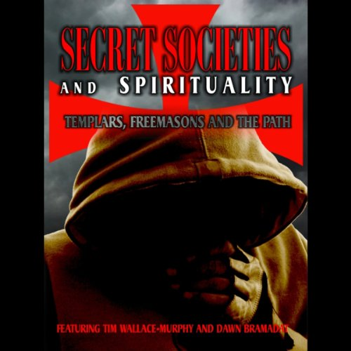 Secret Societies & Spirituality audiobook cover art