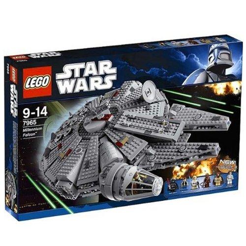 LEGO Star Wars 7965 - Millennium Falcon - rasender Falke - Episode IV - Neu und OVP
