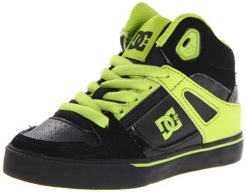 DC - Dc - Jungen Spartan Hallo Vulkanisierte Schuh, EUR: 28, Lime