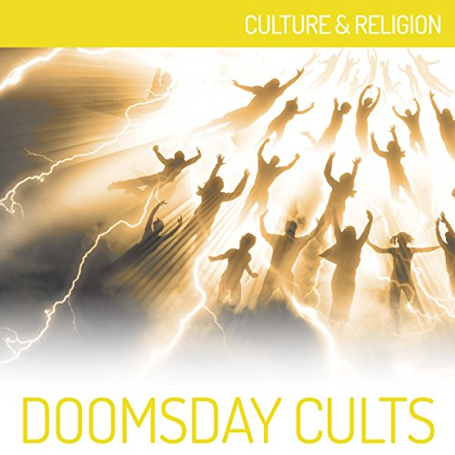Doomsday Cults audiobook cover art