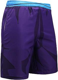 Conffetti Men Swim Trunks Lounge Sport Elastic Waist Fast Dry Shorts