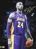Kobe Bryant Signature Moment Poster 24 x 36 LA Lakers