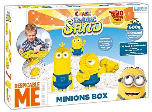 Craze 57040 - Magic Sand Box Minions, ca. 600 g