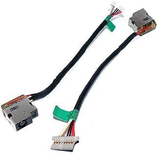 ITALIANBIZ CONNETTORE DC Power Jack per Notebook Compatibile con IBM Lenovo B560-6 Pin