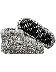 Unisex Puur Schapenwol Warm Wol Pantoffels Boots Schapenvacht OLE