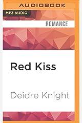Red Kiss (Gods of Midnight) MP3 CD