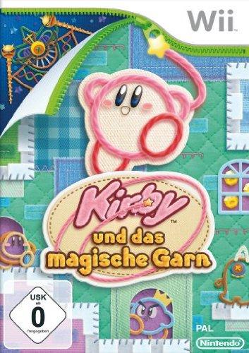 Wii Kirby und das magische Garn