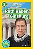 National Geographic Readers: Ruth Bader Ginsburg (L3)