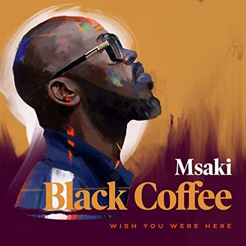 Black Coffee feat. Msaki