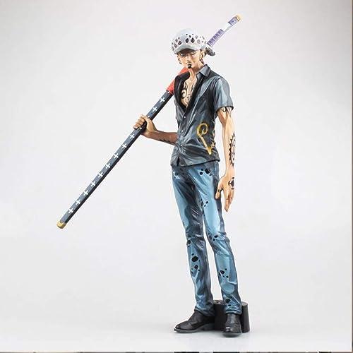 JSFQ Statue De Jouet One Piece Modèle De Jouet Exquis Anime Décoration Décoration Trafalgar · Luo 29cm